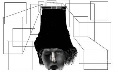 Mindfull Print by Rc Rcd