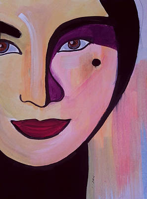 Painting - Mindfulness by Nikki Dalton