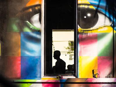Photograph - Mind's Eye by Robin Zygelman