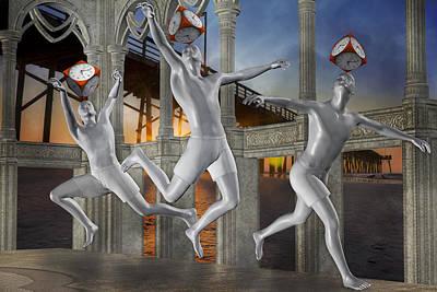 Fantasy Digital Art - Mindset by Betsy Knapp