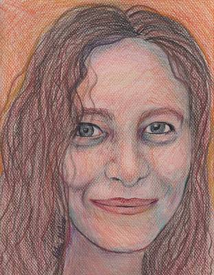Mindy Lewis By Robin Holder Original by Robin Holder