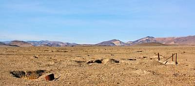 Photograph - Mine Field by Marilyn Diaz