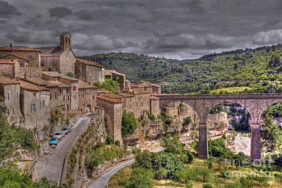 Photograph - Minerve by Rod Jones