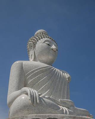 Photograph - Ming Mongkol Buddha Big Buddha Of Phuket Dthp413 by Gerry Gantt