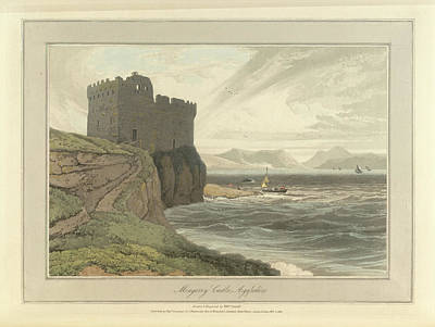 Mingarry Castle Print by British Library