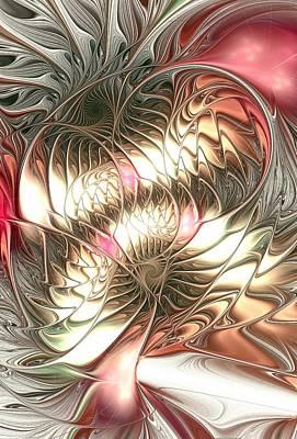 Mingled Art Print by Anastasiya Malakhova