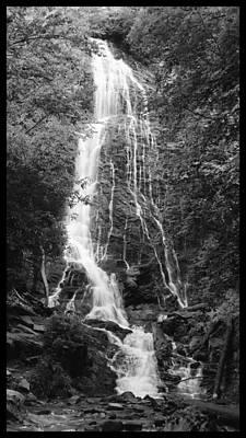 Photograph - Mingo Falls by Harold Rau