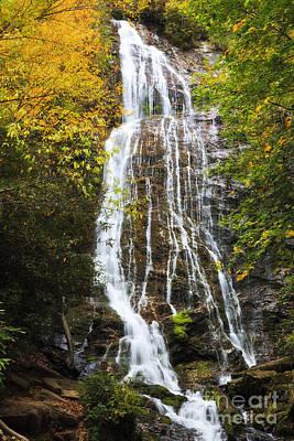 Photograph - Mingo Falls by Jill Lang