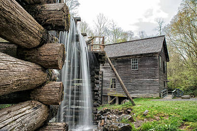 Photograph - Mingus Mill by Victor Culpepper