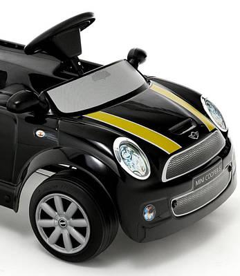 Car Digital Art - Mini Cooper by Marvin Blaine