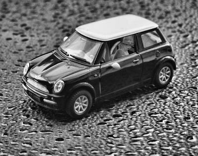 Photograph - Mini Cooper by Ron Roberts