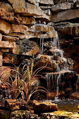 Photograph - Mini Falls by Deena Stoddard