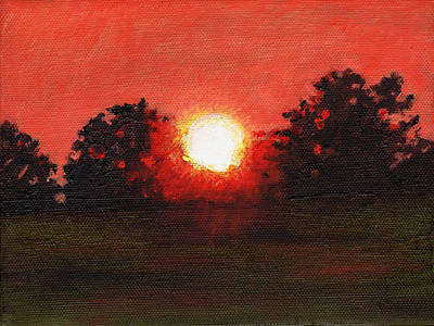 Painting - Miniature #3 by Helen White