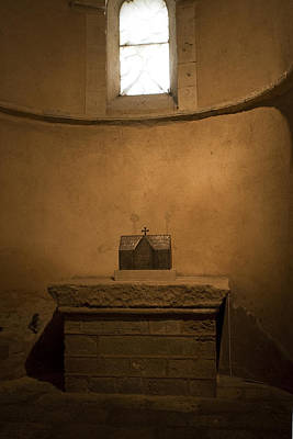 Photograph - Miniature Templar Church by Lorraine Devon Wilke