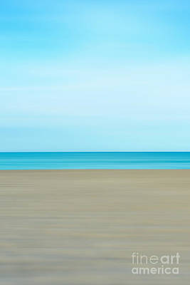 Minimalist Beach Original by Liesl Marelli