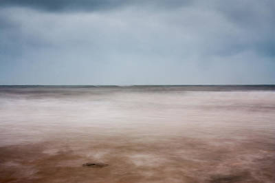 Photograph - Minimalist View Of The English Channel by Semmick Photo