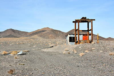 Photograph - Mining by Marilyn Diaz