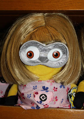 Photograph - Minion In Disguise by David Nicholls