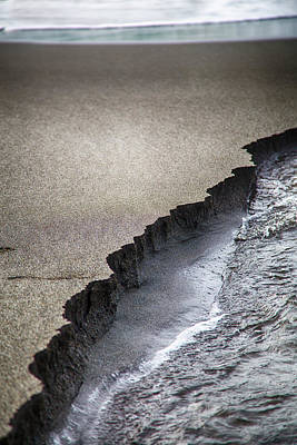 Photograph - Miniature Cliff by Digiblocks Photography