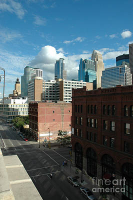 Photograph - Minneapolis 1 by Jennie Stewart