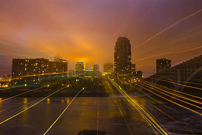 Photograph - Minneapolis Sunset 2 by Garry McMichael
