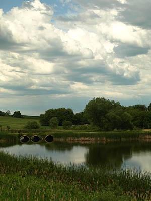 Minnesota Countryside Original by James Peterson