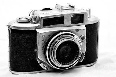 Photograph - Minolta A-2 by John Rizzuto