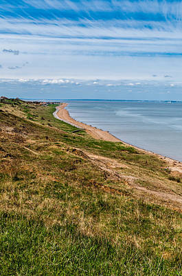 Sheppey Photograph - Minster Leas On The Isle Of Sheppey by Paul Donohoe