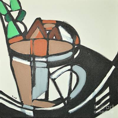 Painting - Mint Julep by Laura Toth