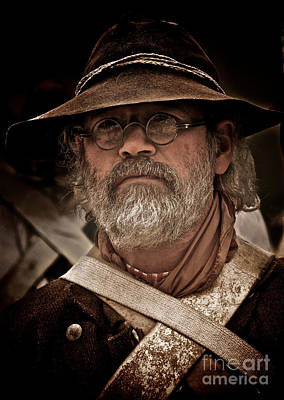 Photograph - Minuteman by Mark Miller