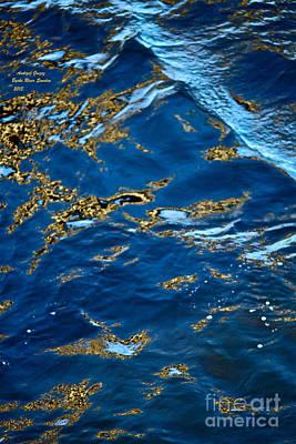 Miracle.  Byske River. Sweden. By Andrzej Goszcz. 2013. Original