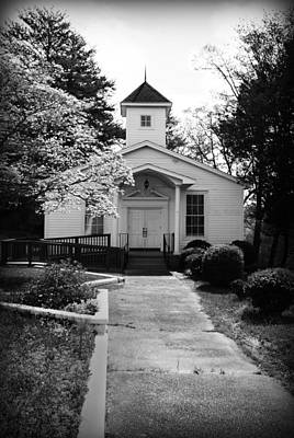 Religious Photograph - Miracle Hill Church by Kelly Hazel