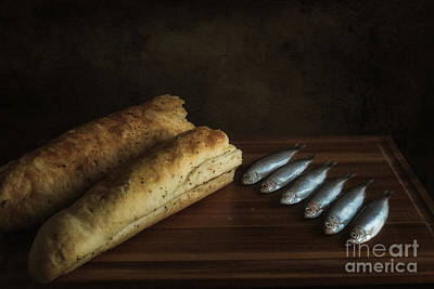 Loaves And Fish Photograph - Miracles An Occasional Series by Mike Dunbar