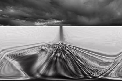 Digital Art - Mirage - Illusion by Fran Riley