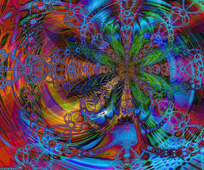 Digital Art - Mirage by Kiki Art