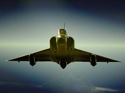 South African Air Force Photograph - Mirage by Paul Job