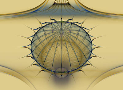 Phil Clark Digital Art - Mirage by Phil Clark