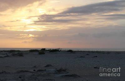 Daylight Photograph - Mirlo Beach Sunrise by Cathy Lindsey