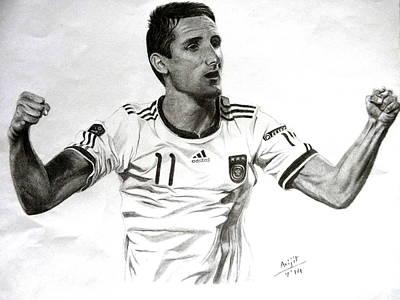 Miroslav Klose Original