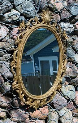 Photograph - Mirror by Douglas Pike