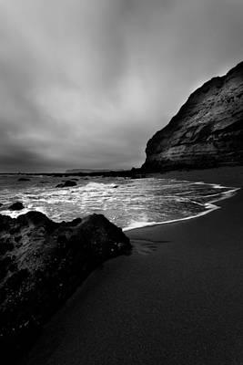 Photograph - Mirror In The Dark by Edgar Laureano