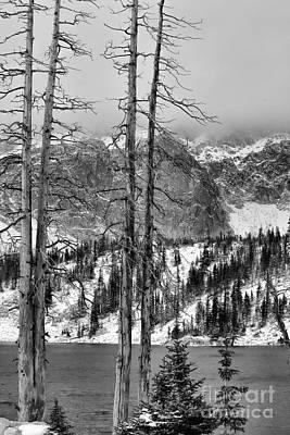 Photograph - Mirror Lake by Jim Garrison