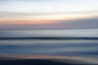 Abstract Photograph - Mirror-like by Kimberly Poppe