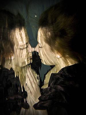 Mirror Mirror Art Print by Don Krajewski