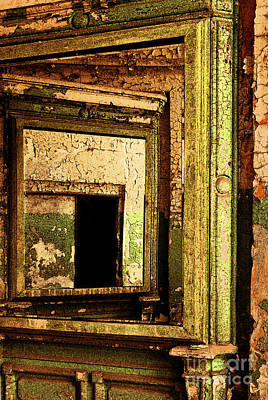 Photograph - Mirror Within A Mirror by Paul W Faust -  Impressions of Light