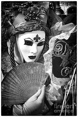 Carnevale Photograph - Mirrors Never Lie by John Rizzuto