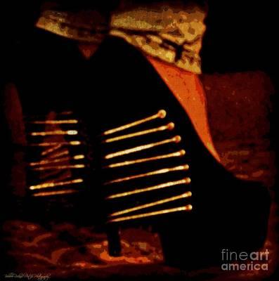 Photograph - Miss E Heels  by Bobbee Rickard