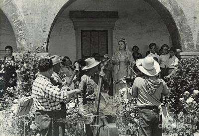 Photograph - Mission 1935 by Patricia  Tierney