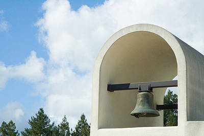 Photograph - Mission Bell by Mick Burkey