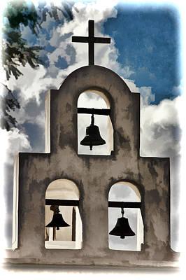Mission Bells - San Xavier Art Print
